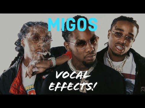 The Ultimate Migos Vocal Effect Tutorial!