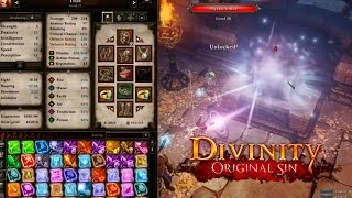 Divinity: Original Sin: Magical Unlock Scroll – Fabled Chest, Mythic Chest and the Legendary Chest