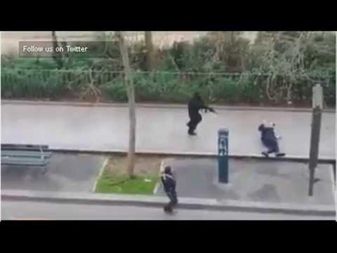 Charlie Hebdo terror attacks a NATO 'Operation Gladio' PsyOp? Pippa Jones, Tony Gosling