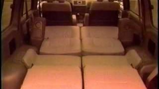 1997 Mitsubishi Montero Dealer Training Video (Part 4 of 5)