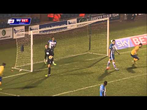 Watch: Colchester highlights