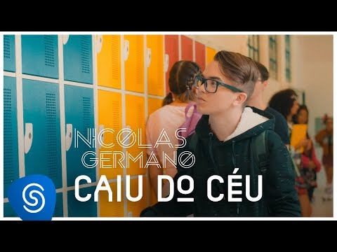 Nicolas Germano - Caiu do Céu (Clipe Oficial) thumbnail