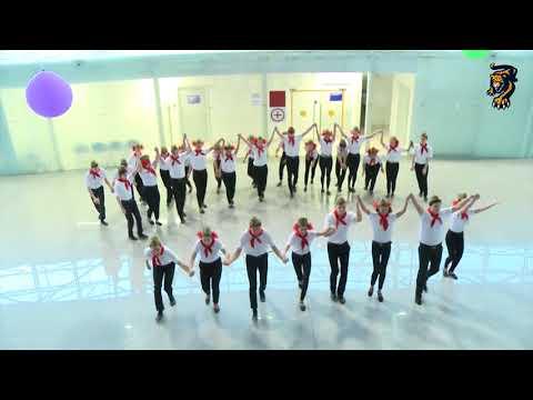 """""""Танцуй, школа!"""": МОБУ СОШ № 27"""