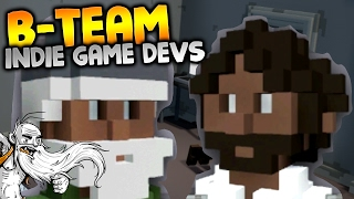"Indie Dev Story Gameplay - ""B-TEAM INDIE GAME DEVS!!!"" Walkthrough Let's Play"