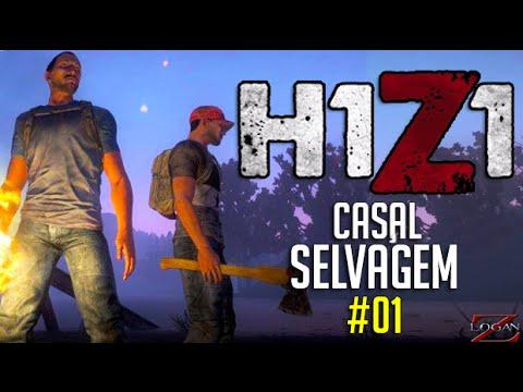 H1Z1 - Casal Selvagem #01