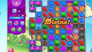 Candy Crush Saga Level 3415 -25 Moves- No Boosters