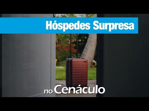 Hóspedes Surpresa | no Cenáculo 10/07/2020