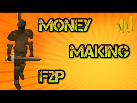 [F2P] Old School RuneScape Mullah Money Making Guide 2007-2015 [HD]