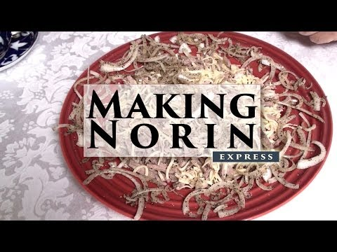Making Food - How to make Norin