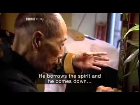 Chow Gar Tong Long - BBC3 Mind Body and Kick Ass Moves