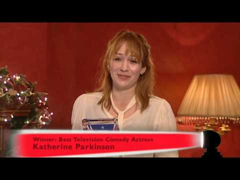 Katherine Parkinson - Best TV Comedy Actress 2009 Video