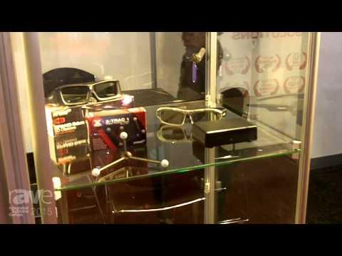 ISE 2015: XPAND 3D Details Trinity 3D Superlight Polarizer