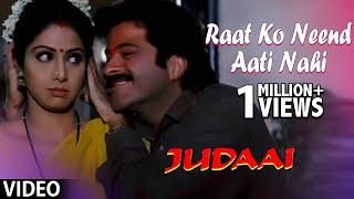 download lagu Raat Ko Neend Aati Nahin Judaai gratis