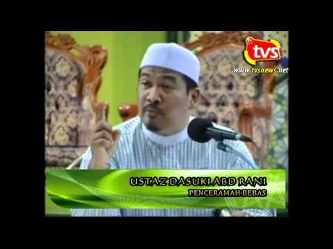 Kisah Bilal bin Rabah yang Mencintai Rasulullah-Ustaz Dusuki (Part IV)
