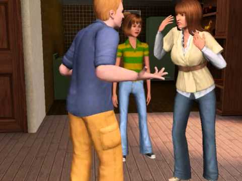how to make exciting sims 3 story