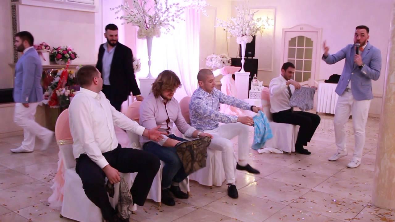 Конкурсы на молдавских свадьбах