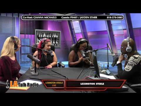 LA Talk Radio: Lexington Steel Live 12-1-14
