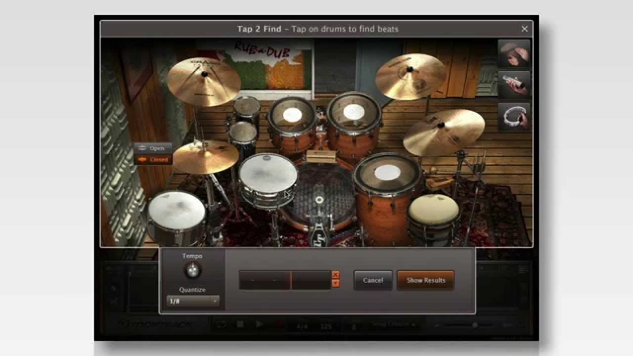 Ezdrummer 2 reggae ezx torrent and free download