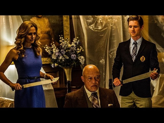 THE PURGE 2 - ANARCHY | Trailer & Filmclips deutsch german [HD]