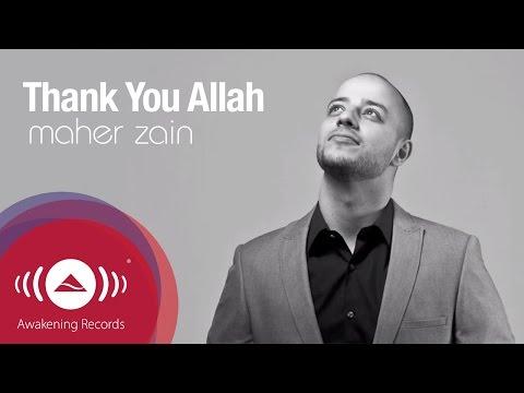 Maher Zain - Thank You Allah | Vocals Only (Lyrics)