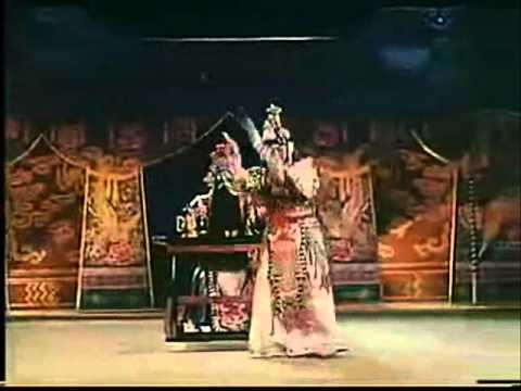1955 Mei Lanfang Taichi Y Opera China video