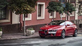 Тест-драйв.Alfa Romeo Brera 1.8 turbo 200 л.с. Kirill Troitsky