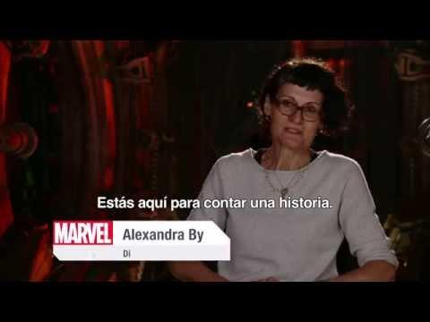 Marvel España | Guardianes de la galaxia | Decorados y vestuario