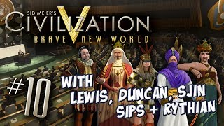 Civ 5 Multiplayer Challenge Part 10 - Wise Willy