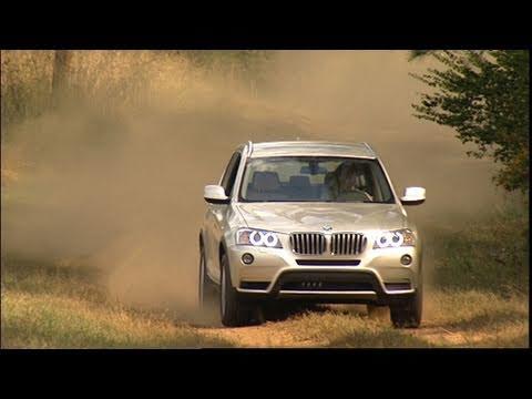Test: neuer BMW X3 2011