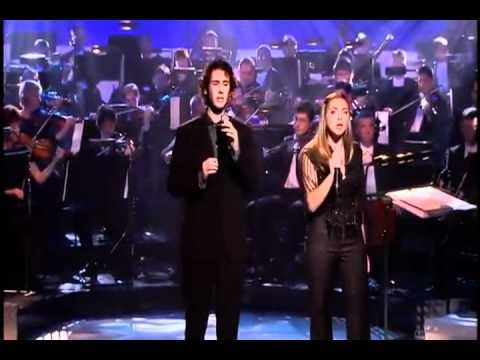 Charlotte Church - ** The Prayer ** - featuring  Josh Groban [HQ]