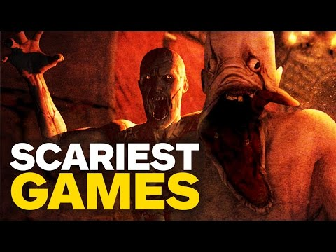 Top 10 Scariest Games of All Time