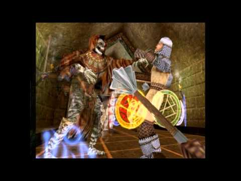 Legends of Might and Magic PC 2001 Gameplay