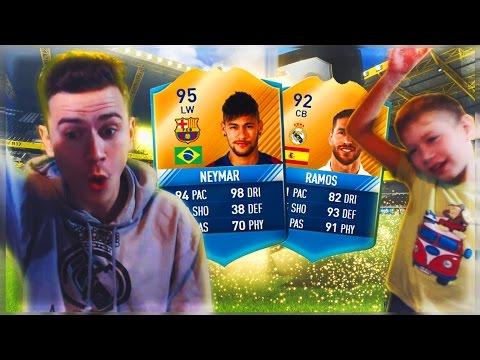 БОЛЬШАЯ ЗВЕЗДА !!! - FIFA 17 ПАКИ / PACK OPENING