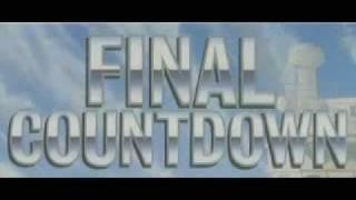 Maine Pyar Kiya title song copied from Final Countdown