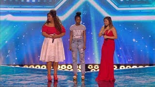 The X Factor UK 2017 Wild Sing-Off for the Last Chair Six Chair Challenge Full Clip S14E12