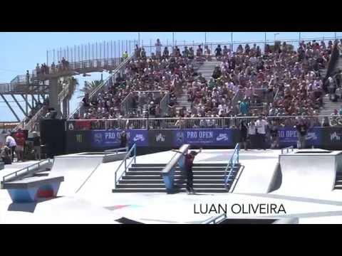 2015 SLS Nike SB Pro Open Barcelona Spain
