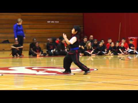 John Chos Kungfu Kids at FCC Asian Festival 2014 video-2