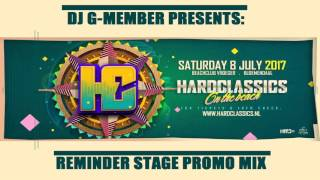 Hardclassics on the beach Reminder promo mix 2007-2011 hardstyle
