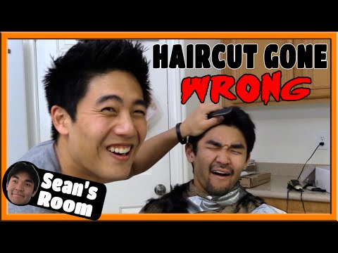 Haircut Gone Wrong!