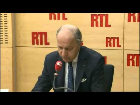 Laurent Fabius : Il faut maintenant gagner la paix au Mali