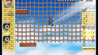 New Super Mario Forever 2012 [PC] Walkthrough - Map 1