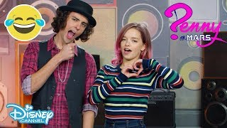 Penny On M.A.R.S | Song Challenge - Never Doubt I Love 🎧| Disney Channel UK
