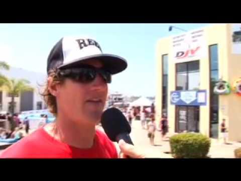 The Wake Show Clip 6, Daniel Watkins De Ja Vu Birthday Rail Jam video