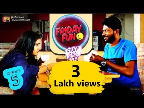 Friday Fun || Episode -5  ||Coffee shop || Mahesh Vitta || Jhansi rathod || Praneeth Sai