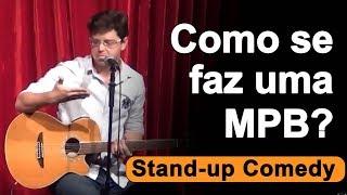 download musica GUIA DA MPB - COMEDIANS COMEDY CLUB - BRUNO ROMANO