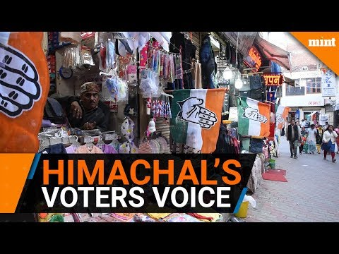 Voter choice in Himachal