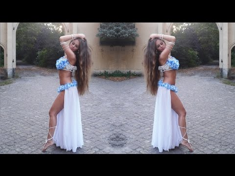 Isabella Arabic Belly Dance - Ramy Sabry - Lyali رامي صبري - ليالي HD