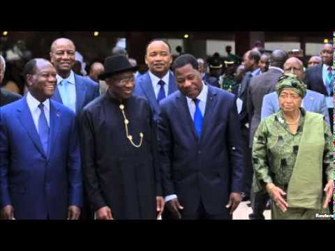 West African Leaders Meet Tuesday in Ghana's Capital