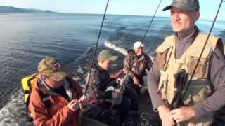 рыболовные базы на озере байкал