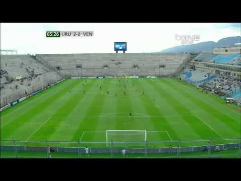 Uruguay 2 - 2 Venezuela | 2T | Sudamericano Sub 20 2013